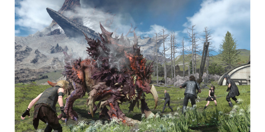 Nvidia выпускает готовый для игры драйвер под «Final Fantasy XV», Warhammer: Vermintide 2