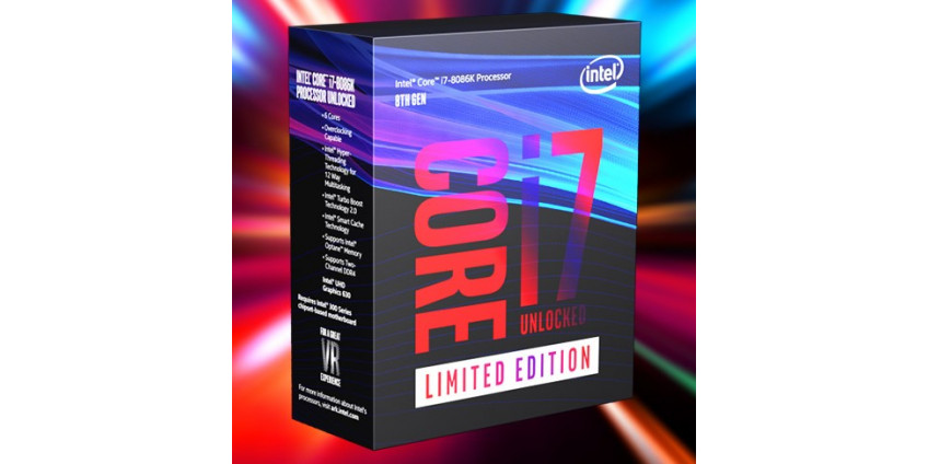 Что такое 8-й процессор Intel Core i7 8086k ?