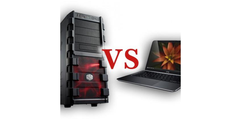 Что лучше настольный персональный компьютер или ноутбук?