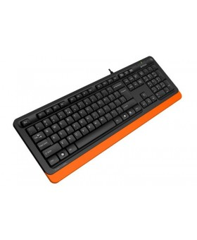 Клавиатура A4Tech FK10 Black/Orange USB
