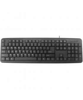 Gembird KB-103-UA Black PS/2
