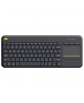 Logitech Touch K400 Plus Black RUS