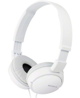 Гарнитура Sony MDR-ZX110AP White (MDRZX110APW.CE7)