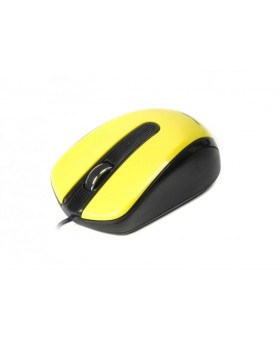 Мышь Maxxter Mc-325-Y Yellow USB