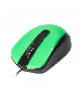 Мышь Maxxter Mc-325-G Green USB
