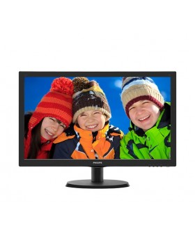 "Philips 21.5"" 223V5LHSB2/00 Black"