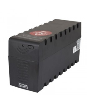ИБП Powercom RPT-800A, 3 x евро (00210189)