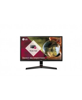 "LG 23.8"" 24MP59G-P IPS Black"