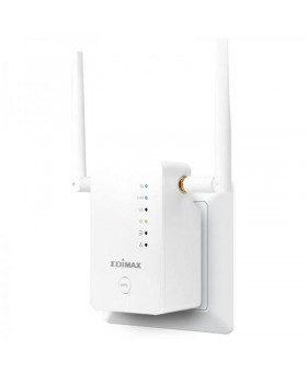 WiFi Mesh система Edimax Gemini RE11S (AC1200, MESH, Home Wi-Fi Roaming Kit, Wi-Fi Extender / Access Point / Wi-Fi Bridge, 1шт)