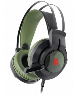 Гарнитура A4Tech Bloody J437 Army Green