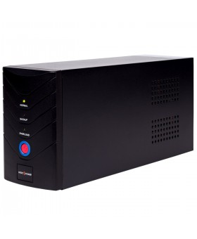 ИБП LogicPower LP-1400VA, Lin.int., AVR, 2 x евро, металл
