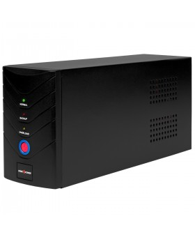 ИБП LogicPower LP 650VA, Lin.int., AVR, 2 x евро, металл