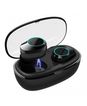 Bluetooth-гарнитура Kumi T5S TWS Bluethooth Earphone Black Global