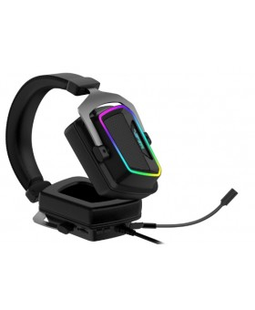Гарнитура Patriot Viper V380 Virtual 7.1 PC Gaming Headset Black (PV3807UMXEK)