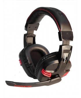 Гарнитура Somic Danyin DT-2698G Black/Red