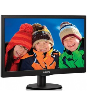 "Philips 21.5"" 223V5LSB/00 Black"