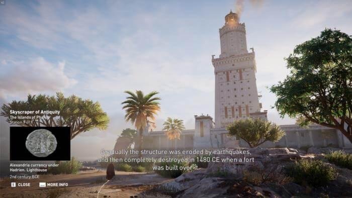 assassins creed origins discovery tour spielbarde - 700×394